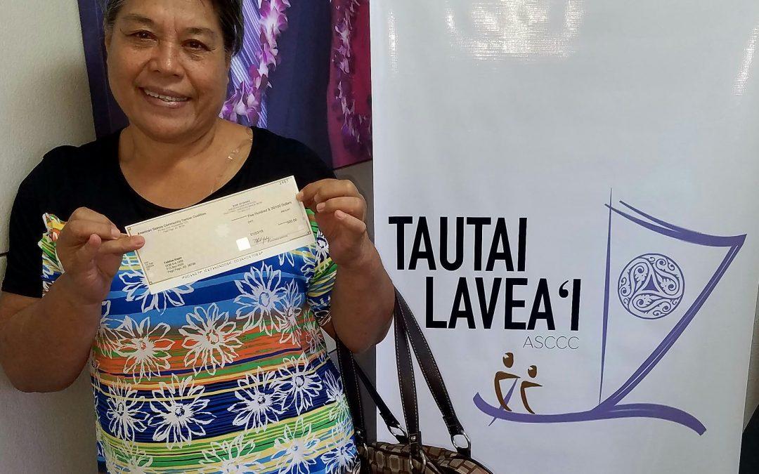 SURVIVOR STORY: Falelua Ioapu