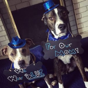 "INSPIRE's March ""Wear All Blue"" – DAY 6"