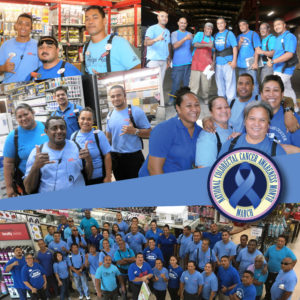 "INSPIRE's ""Wear All Blue"" - DAY 9 - American Samoa ..."